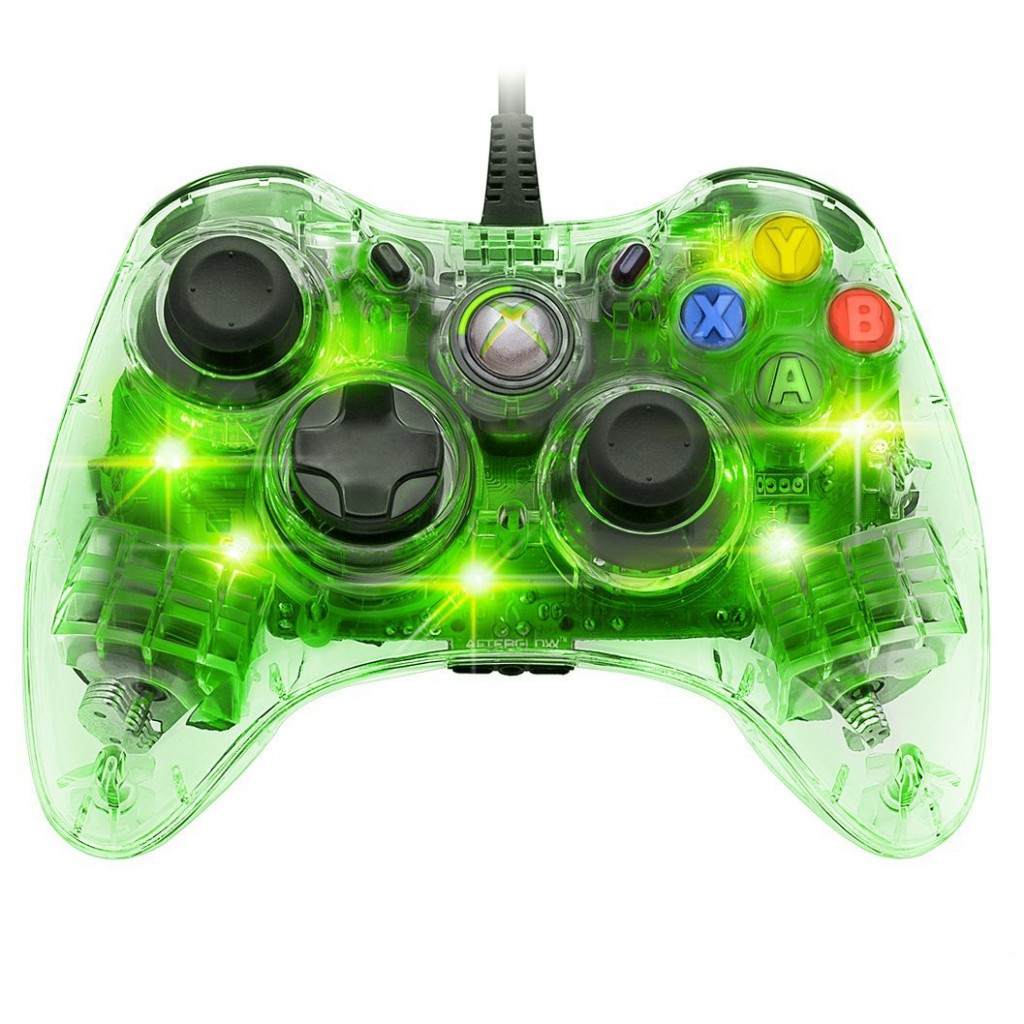 Afterglow Xbox 360 Controller For PC, Is It Worth Picking Up? -