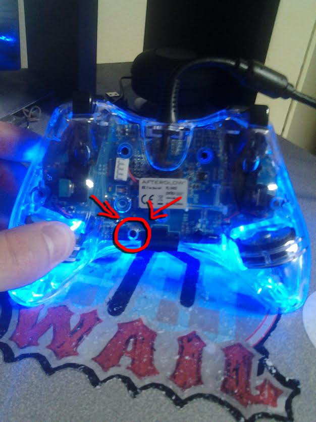 afterglowxbox360controllerledlights