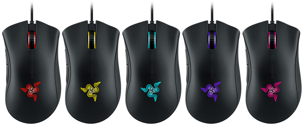 razer chroma gaming mouse