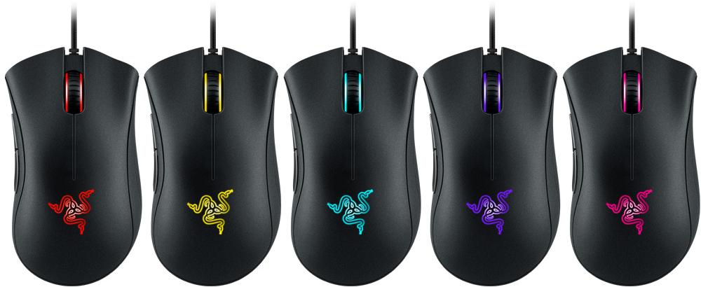 razer chroma gaming mouse