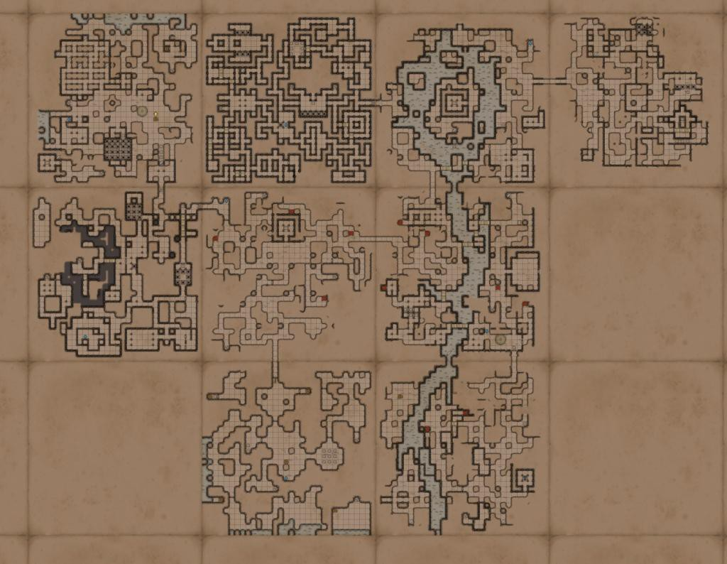 What is legend of grimrock 2 about a modern yet old school rpg map publicscrutiny Images