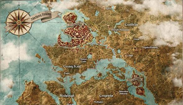 Witcher-3-Map