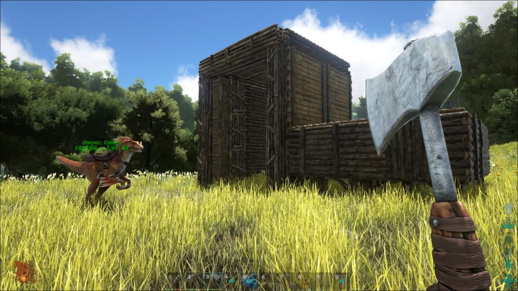 helpful people in ark survival evolved
