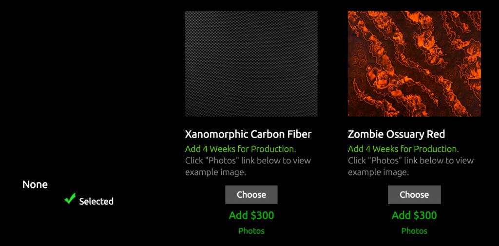 xidax custom graphics
