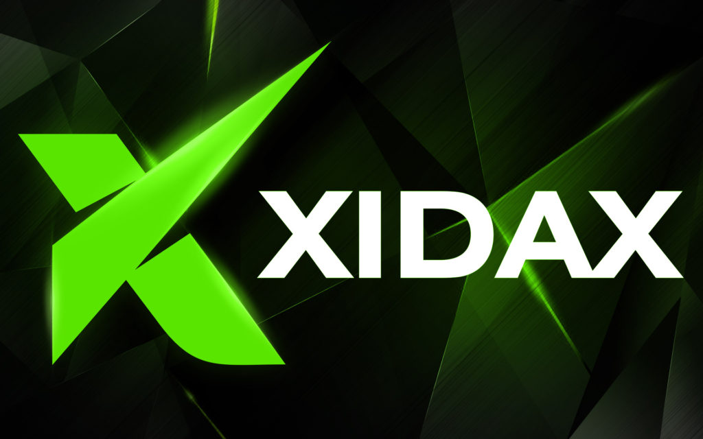 Xidax Logo 2019