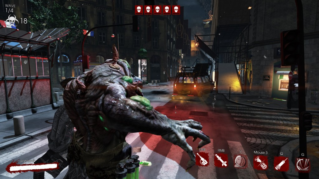 killing floor 2 pvp patriarch