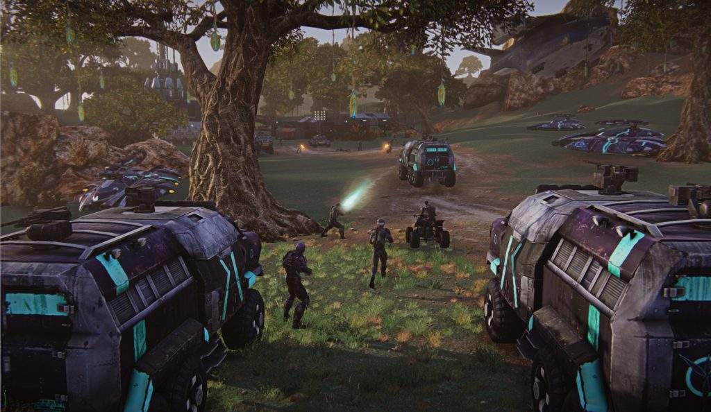 planetside 2 free to play