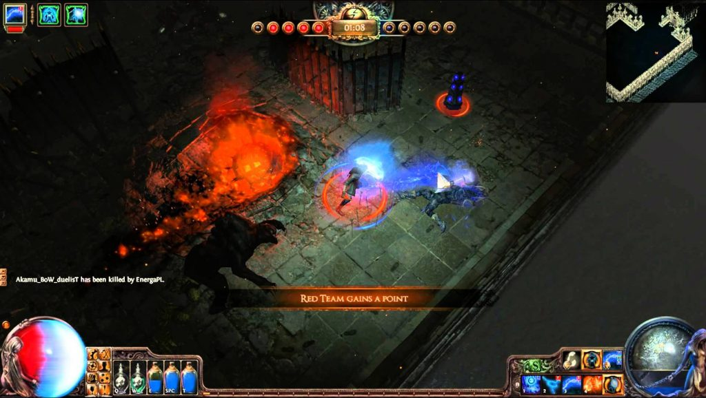 path of exile pvp