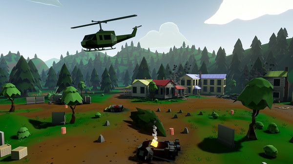 out of ammo gameplay screenshot
