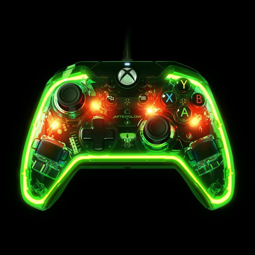 afterglow xbox one controller programs