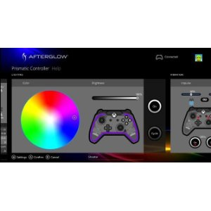 afterglow xbox one controller software