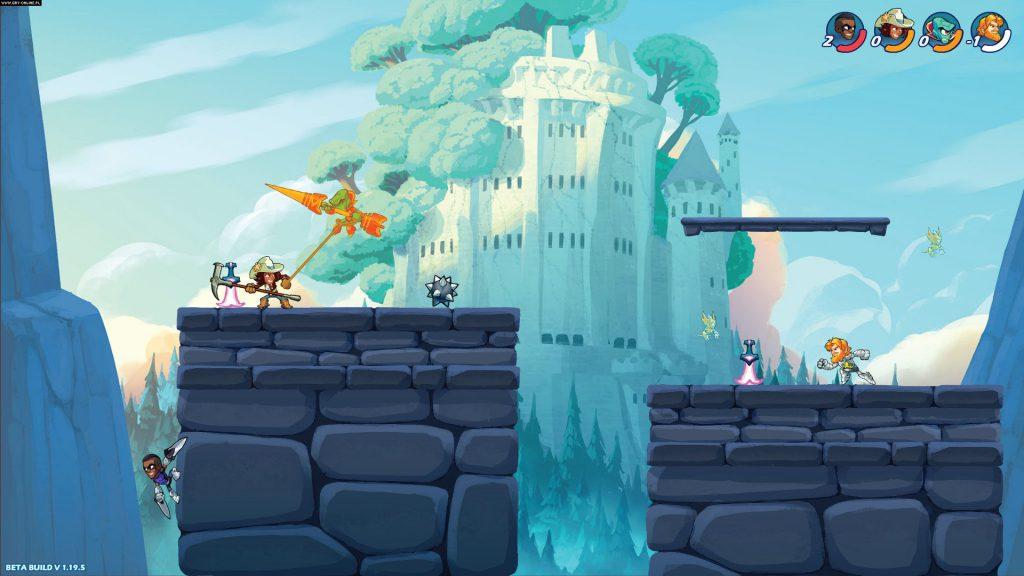 brawlhalla screen shot
