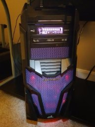 cybertronpc shockwave fan controller