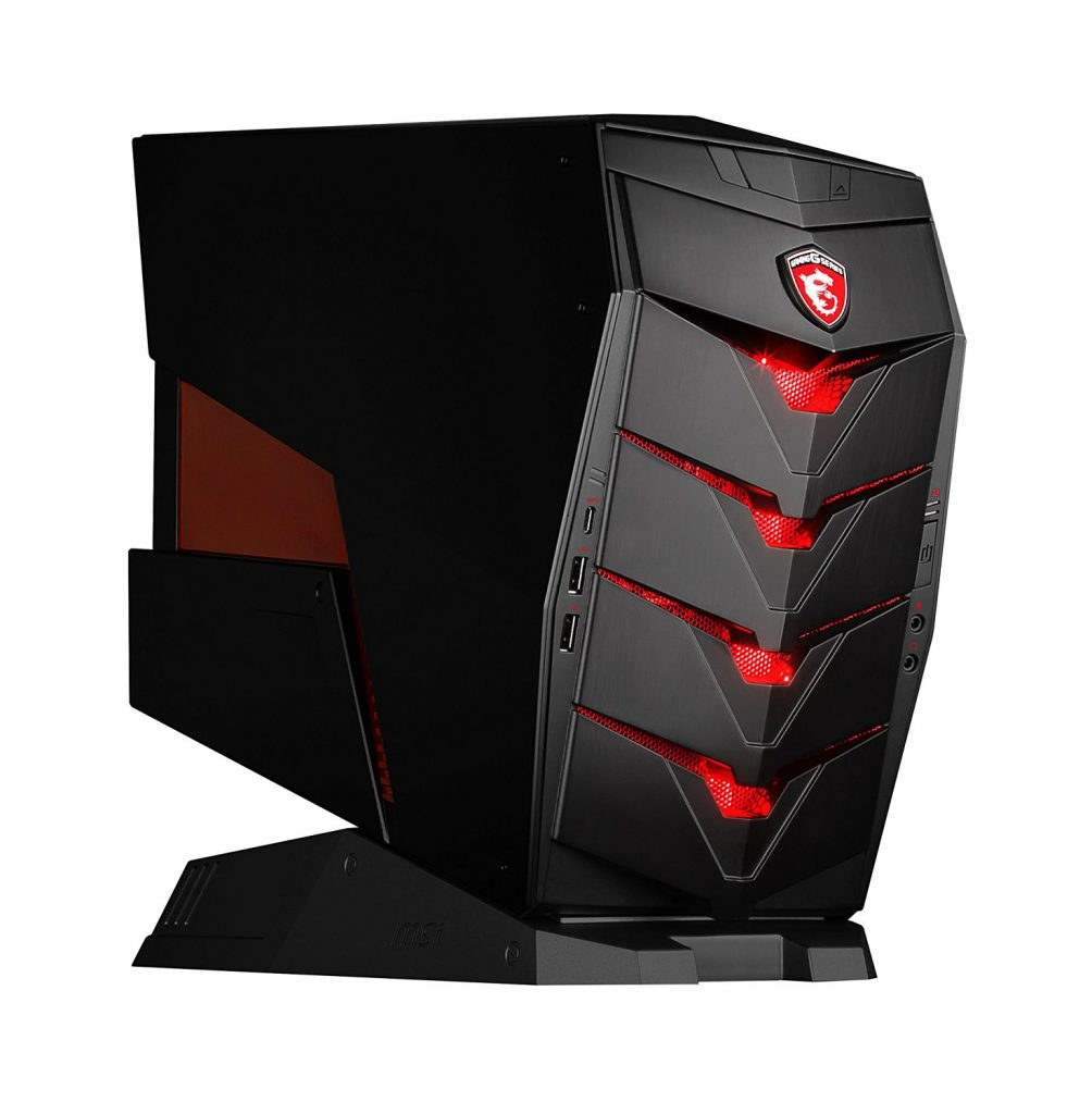 msi aegis desktop review