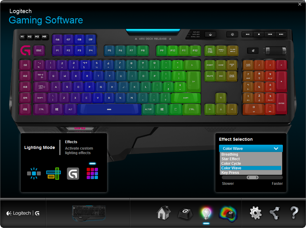 logitech g910 keyboard review rgb done right. Black Bedroom Furniture Sets. Home Design Ideas