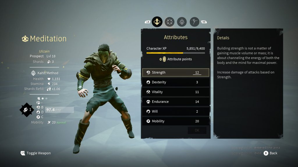 absolver attributes