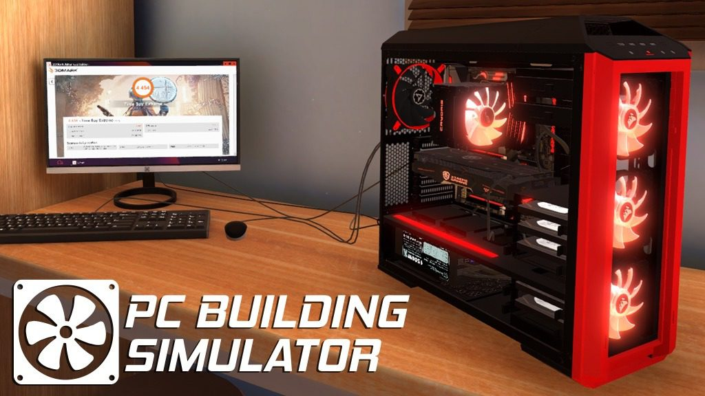 pc building simulator review