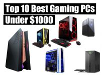 Top 10 Best Gaming PCs Under $1000