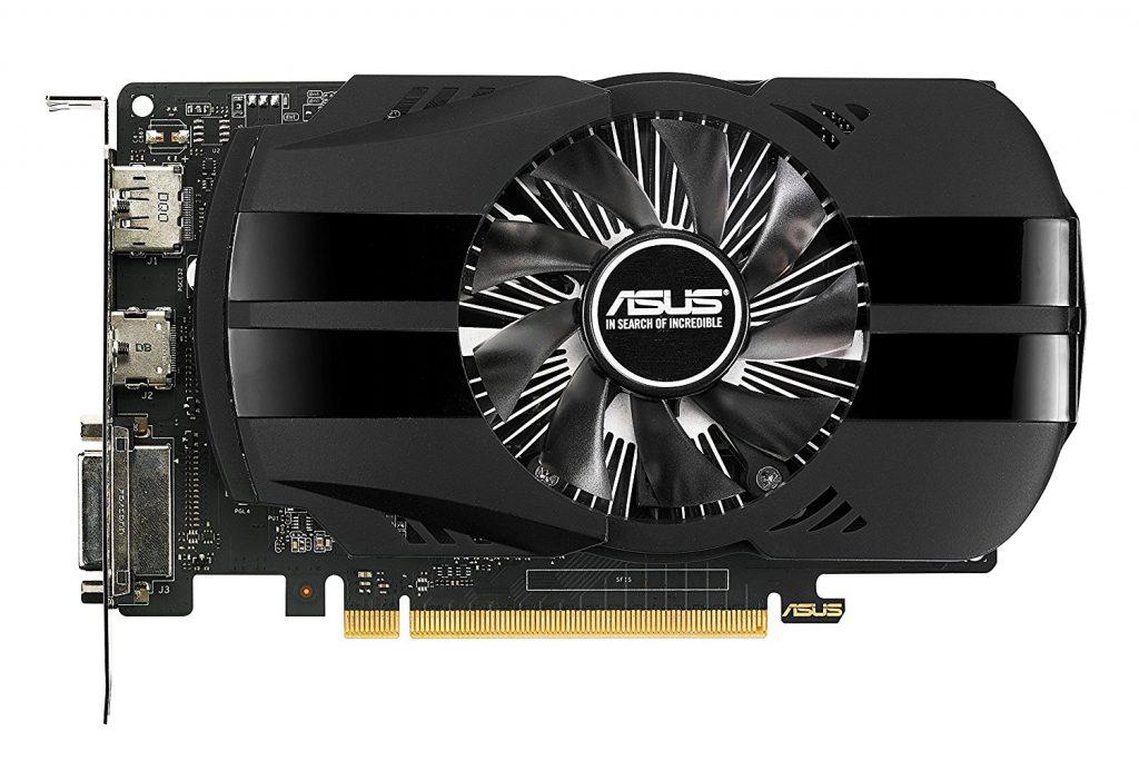 ASUS Geforce GTX 1050 2GB Phoenix