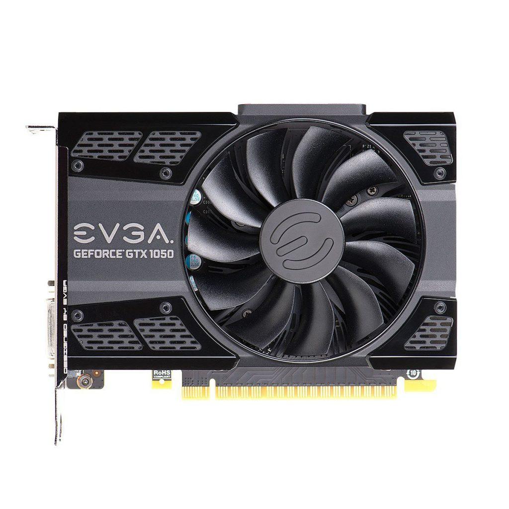 EVGA GeForce GTX 1050 Ti SC GAMING 4GB