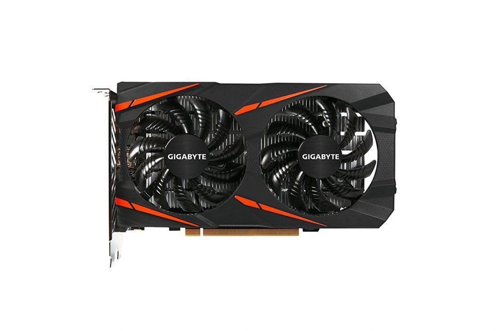 Gigabyte Radeon RX 560 GAMING OC 4GB REV2.0