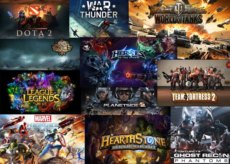 games to play on pc free