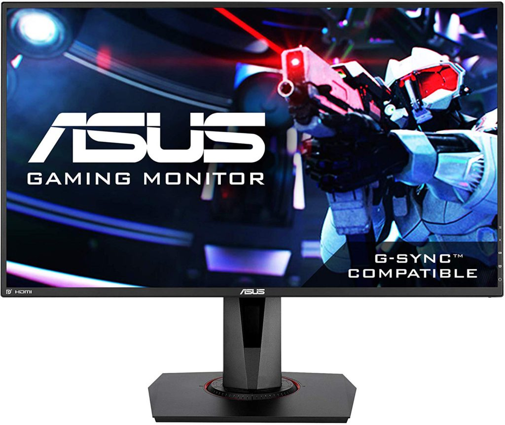 ASUS VG278Q Monitor Review