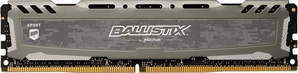 Ballistix Sport LT 8GB Single