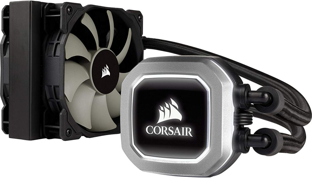 CORSAIR Hydro Series H75 AIO Liquid CPU Cooler