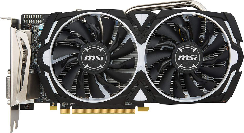 MSI Gaming Radeon RX 570 8GB