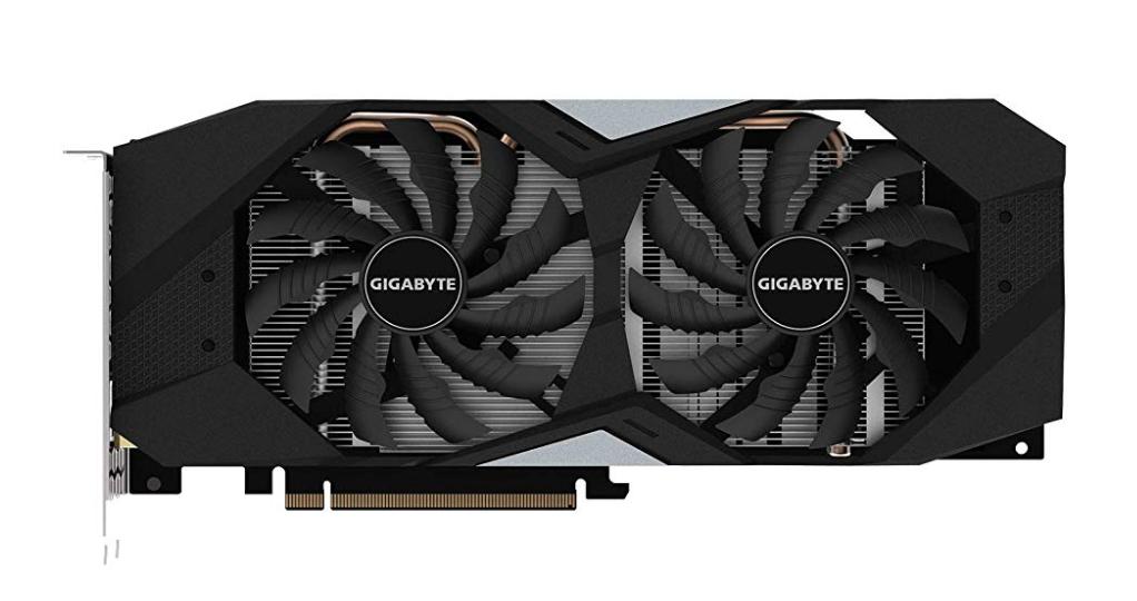 Gigabyte GeForce RTX 2060 Windforce OC 6GB