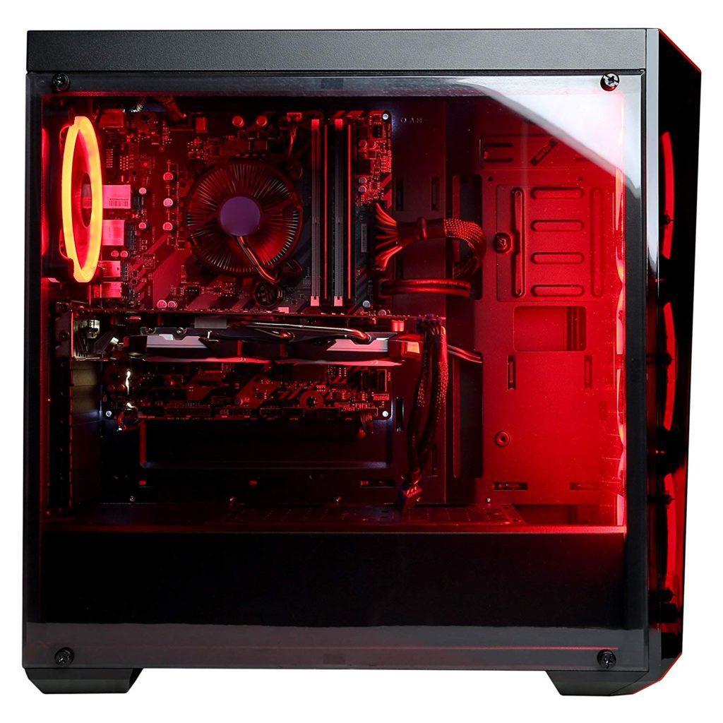 CYBERPOWERPC Gamer Xtreme VR GXiVR8100A Hardware