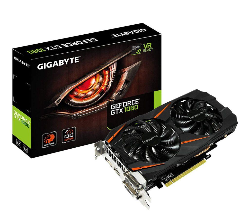 GTX 1060 3GB Card