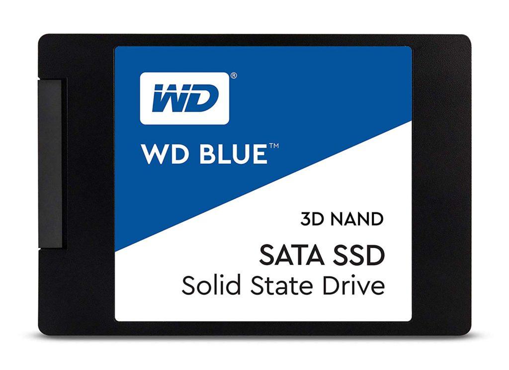 WD Blue 1TB SSD