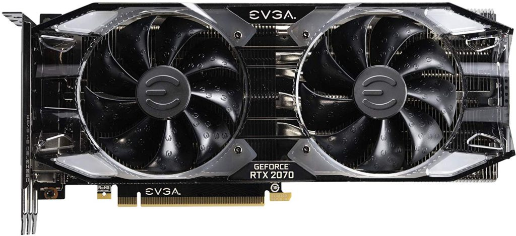 EVGA GeForce RTX 2070 XC ULTRA GAMING 8GB