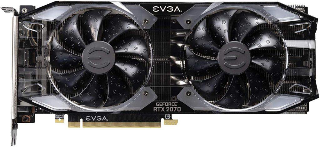 EVGA GeForce RTX 2070 XC Gaming 8GB