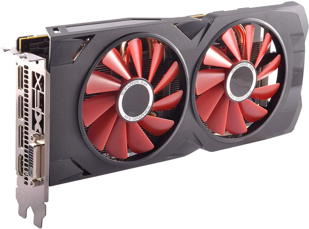 XFX Radeon RX 570 4GB RS XXX Edition