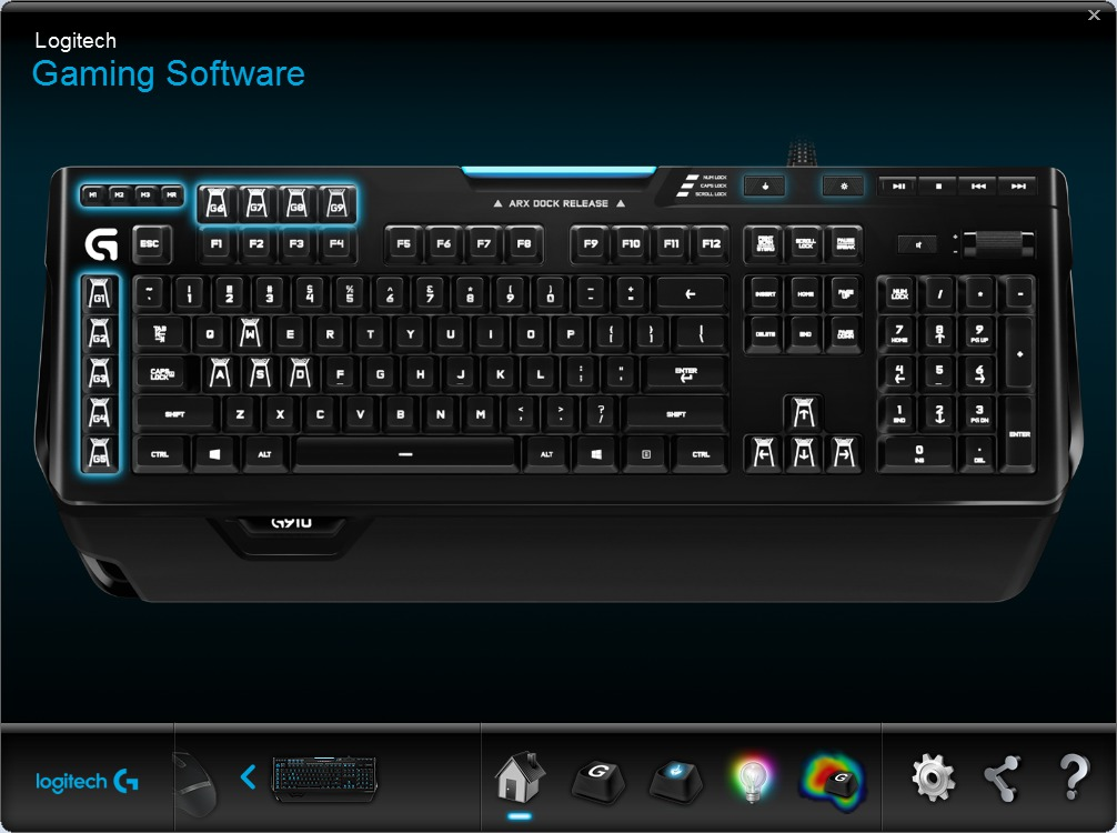 Keyboard Software