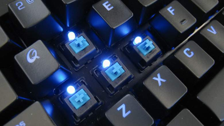 Mechanical Keyboard Switches