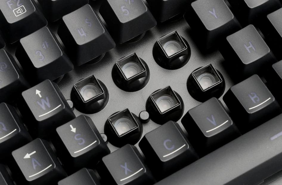 Membrane Keyboard Keys