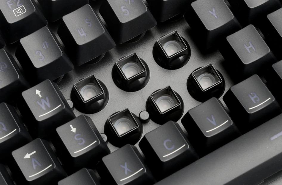 Membrane Keyboard Keys